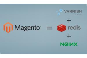 Speed tests - Magento 2 + Apache + Default Cache vs. Magento 2 + NGINX + Varnish + Redis